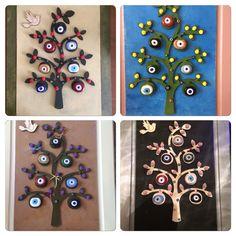 Nazar ağaçları