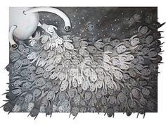 朱慧颖导师 - 壹壹网艺术留学社区 Tapestry, Illustration, Home Decor, Hanging Tapestry, Homemade Home Decor, Tapestries, Illustrations, Needlepoint, Decoration Home