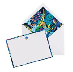 Put it in writing: Let Mom know how much she means to you with a sweet note. | Correspondence Cards, $8.00 Vera Bradley