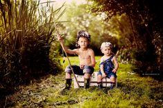 Fotografia dziecięca Kościan : Czarek & Filip