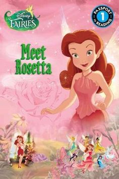 Rosetta likes only one other thing almost as much as her flowers--dresses! When the fairies decide to have a fashion show, they invite Rosetta to design her very own dress. Will she be able to flaunt her fairy flair and win the competition?
