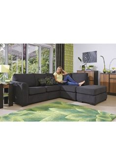 Calinda Right-hand Corner Sofa