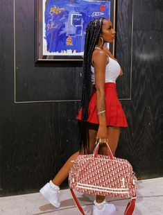 Boujee Outfits, Baddie Outfits Casual, Cute Swag Outfits, Dope Outfits, Teen Fashion Outfits, Cute Casual Outfits, Stylish Outfits, Summer Outfits, Black Girl Fashion