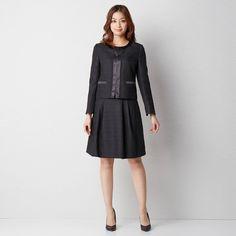 かわいい雰囲気のノーカラースタイル。卒業式スタイルのコーデ♡参考にしたいスタイル・ファッションまとめ♪