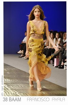 Ayala fashion show