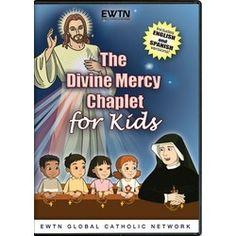 The Divine Mercy Chaplet for Kids (DVD)