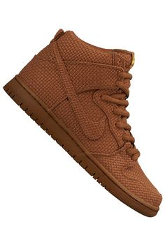 Nike SB Dunk High Premium Chaussure (ale brown)