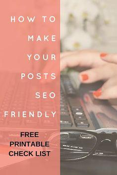 Οδηγός SEO για bloggers: Πώς να κάνεις τις αναρτήσεις σου SEO frinedly by Despinas Studio
