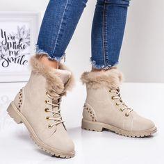 Bocanci Nesira bej imblaniti Timberland Boots, Winter, Casual, Shoes, Fashion, Winter Time, Moda, Zapatos, Shoes Outlet