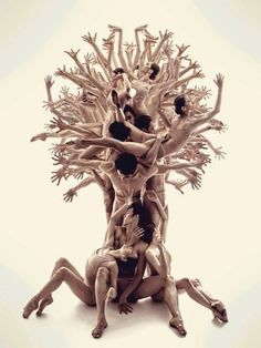 #Tree of #Life, All #Together - by Apollon - be artist be art magazine