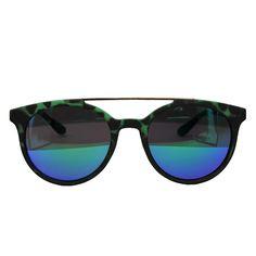 :Dface Tarida Green Print – :Dface - Tienda Online de Gafas de sol y Complementos #sunglasses
