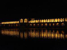 Pont Khaju, Ispahan, Iran