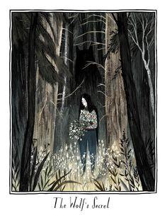 The Wolf's Secret by Julia Sarda.