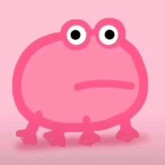 Frog Pictures, Cute Profile Pictures, Funny Animal Pictures, Pig Wallpaper, Wallpaper Iphone Cute, Pattern Wallpaper, Peppa Pig, Sapo Meme, Amazing Frog