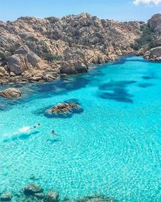 Cala coticcio caprera sardinia italy italyphotography if we do italy sardinia is a must untitled Vacation Places, Italy Vacation, Dream Vacations, Italy Travel, Places To Travel, Family Vacations, Travel Europe, Beautiful Places To Visit, Beautiful Beaches