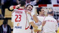 Co Biało-czerwoni dziś wyprawiali! Co wyprawiał Piotr Wyszomirski! Polska vs Szwecja 35:25!!!      Szczegóły meczu: http://sporte.pl/event/364-me-mezczyzn-polska-vs-szwecja