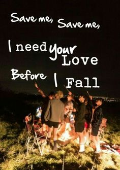 BTS wallpaper ~Save me~