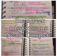 Tackle this Mission and walk through Finals Weeks like a breeze!