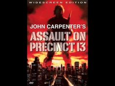 Assault on Precinct 13 music