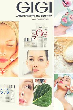 Gigi Cosmetics - fabricate in Israel, produse profesionale de cea mai buna calitate, pentru toate problemele tenului.