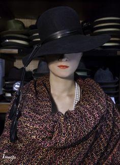 Woman Glamour Hat by BORSALINO