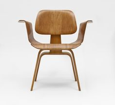 A rare Eames chair model in the LACMA collection