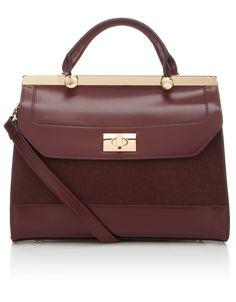 Sofia Handheld Bag | Red | Accessorize