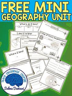 Mini geography unit