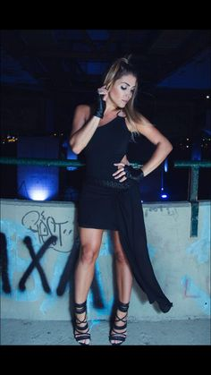 Riviera Couture - confident Vaccarello Dress inspiration