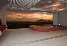 palabritas beach house 9 Beach House Design Ideas from Peru   frame the sunsets!