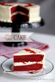 Red Velvet, Velvet Cake, Sweets Recipes, Desserts, Red Cake, Everything Is Awesome, Vanilla Cake, Food Inspiration, Baked Goods