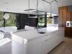 Kuchyně vily v Řitce | Insidecor - Design jako životní styl