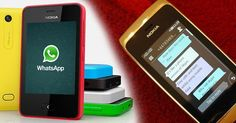 WhatsApp Voice Calling APK Free Download For Nokia Asha and S40 Symbian