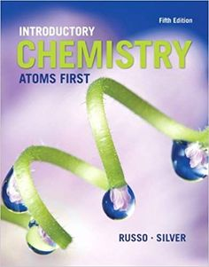 Test Bank for Introductory Chemistry Atoms First Edition by Russo - 2020 Test Bank and Solutions Manual What Is Chemistry, Chemistry Textbook, Atomic Theory, First 5, Chemical Reactions, Interactive Learning, Higher Education, Book Publishing, Libros