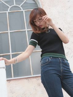 Cute Japanese Girl, Mom Jeans, Turtle Neck, Asian, Denim, Princess, Womens Fashion, Model, Sweaters