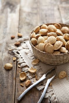 nuts...Nuts are one of the best plant sources of protein. They are rich in fiber, phytonutrients and antioxidants such as Vitamin E and selenium.  Nuts are also high in plant sterols and fat - but mostly monounsaturated and polyunsaturated fats (omega 3 - the good fats) which have all been shown to lower LDL cholesterol.