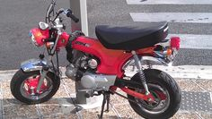 Mini mopeds 70's