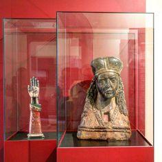 Reliquien #schlossmoritzburg #zeitz