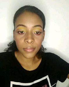 Maquillaje piel morena Tropical Makeup, Brunettes