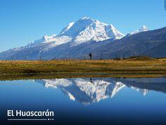 El #Huascarán.