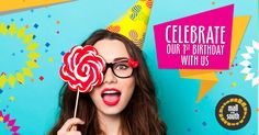 Celebrate our 1st Birthday with us! Simply enter and stand a chance to win your…