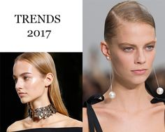 Jewellery trends for 2017 Jewelry Trends, Fashion Jewelry, Jewels, Jewellery, Blog, Trendy Fashion Jewelry, Jewerly, Schmuck, Blogging