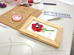 リースが好き:アジサイできました♪ の画像|Toshi's Paper Quilling ♪