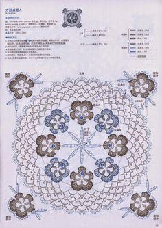 Схема к фото Анютины глазки3) carpeta1