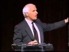 Jim Rohn - Success is something you attract by the person you become - YouTube