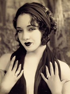 "Lupe Velez, ""The Mexican Panther."""