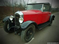 Amilcar M2 1929