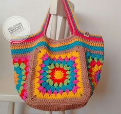 "New Cheap Bags. The location where building and construction meets style, beaded crochet is the act of using beads to decorate crocheted products. ""Crochet"" is derived fro Bag Crochet, Mode Crochet, Crochet Shell Stitch, Crochet Handbags, Crochet Purses, Crochet Granny, Crochet Crafts, Crochet Clothes, Crochet Baby"