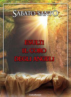 Manifesto Sabato santo (31 marzo 2018)