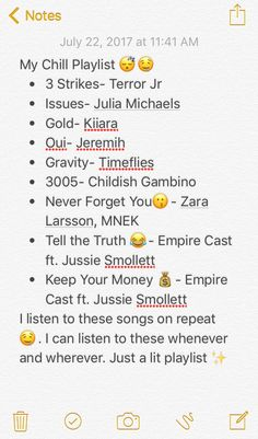 Chill Playlist ✨: Follow me for more: mspinterestprincess